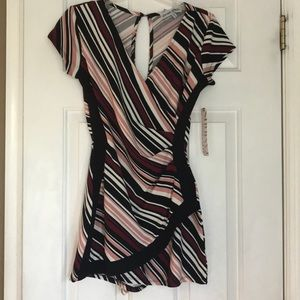 Almost Famous romper
